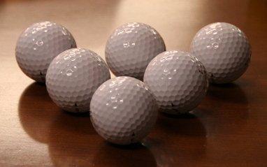 golfballen laten bedrukken